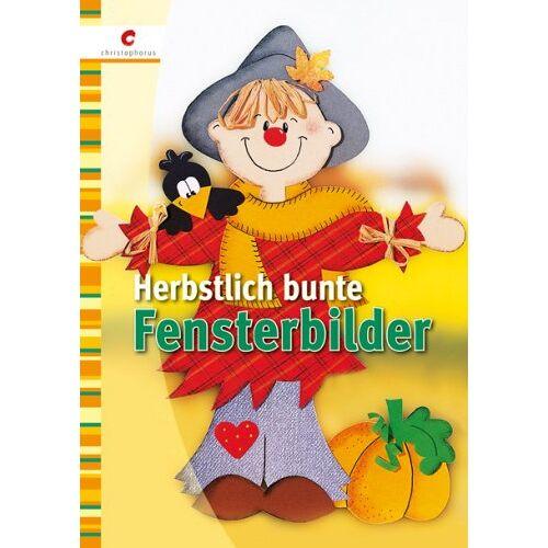 - Herbstlich bunte Fensterbilder - Preis vom 14.05.2021 04:51:20 h