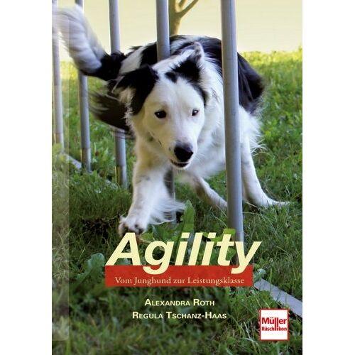 Roth Agility: Vom Junghund zur Leistungsklasse - Preis vom 25.02.2021 06:08:03 h
