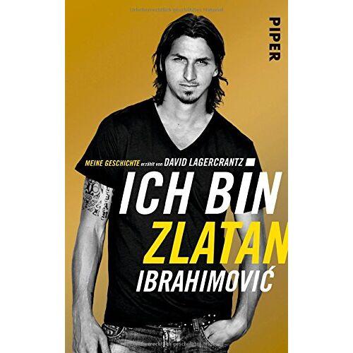 Zlatan Ibrahimovic - Ich bin Zlatan: Meine Geschichte - Preis vom 21.10.2020 04:49:09 h