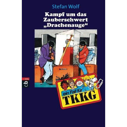 Stefan Wolf - TKKG - Kampf um das Zauberschwert Drachenauge: Band 68 - Preis vom 05.09.2020 04:49:05 h