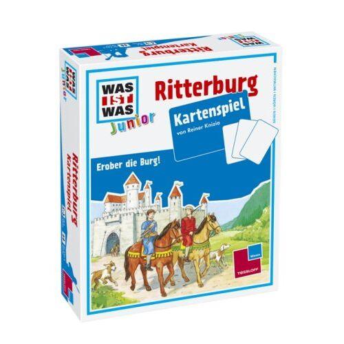 Reiner Knizia - WAS IST WAS Junior, Kartenspiel: Ritterburg - Preis vom 05.05.2021 04:54:13 h