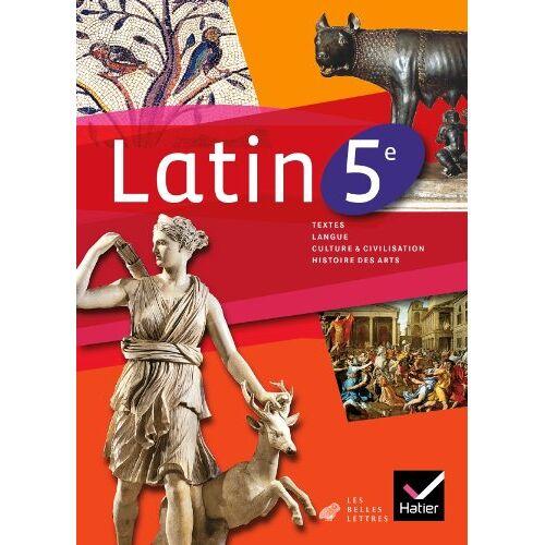 Marie-Christine Brindejonc - Latin 5e - Preis vom 13.05.2021 04:51:36 h