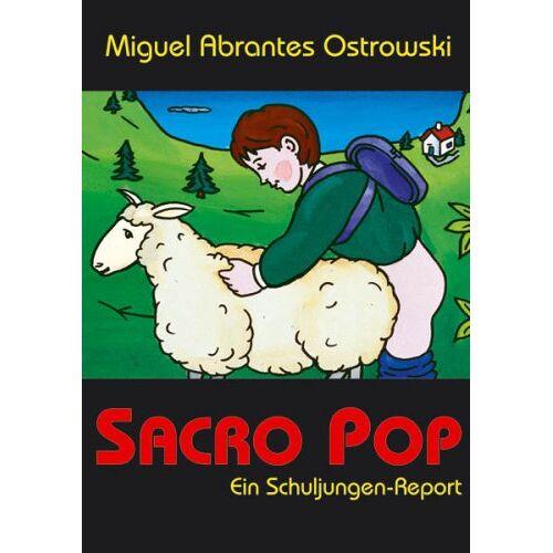 Miguel Abrantes Ostrowski - Sacro Pop - Preis vom 23.01.2021 06:00:26 h