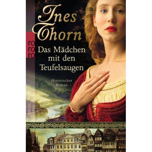 Ines Thorn - Das Mädchen mit den Teufelsaugen - Preis vom 06.05.2021 04:54:26 h