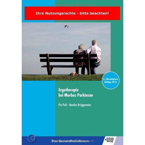 Pia Pohl - Ergotherapie bei Morbus Parkinson - Preis vom 16.05.2021 04:43:40 h