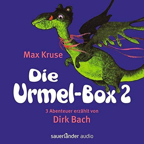 Max Kruse - Die Urmel-Box 2: Urmel taucht ins Meer / Urmel zieht zum Pol / Urmels großer Flug - Preis vom 17.01.2021 06:05:38 h