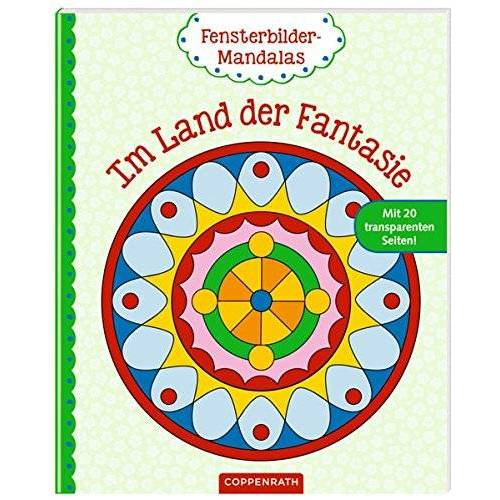 - Fensterbilder-Mandalas Im Land der Fantasie - Preis vom 20.10.2020 04:55:35 h