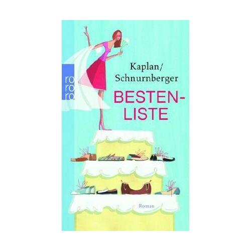 Janice Kaplan - Bestenliste - Preis vom 05.09.2020 04:49:05 h