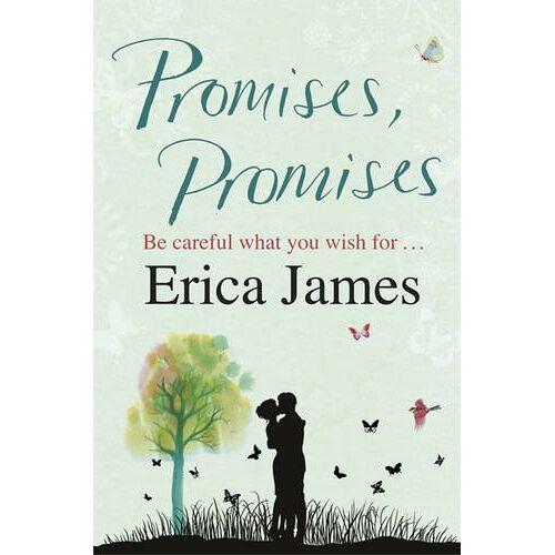 Erica James - Promises, Promises - Preis vom 08.05.2021 04:52:27 h