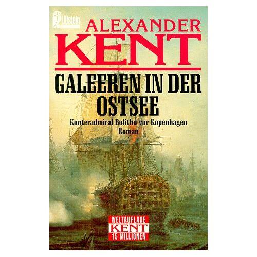 Alexander Kent - Galeeren in der Ostsee - Preis vom 09.05.2021 04:52:39 h
