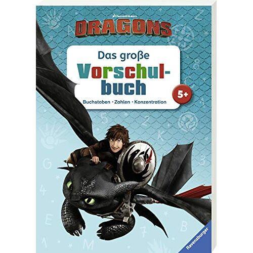 - Dreamworks Dragons: Das große Vorschulbuch - Preis vom 17.01.2020 05:59:15 h