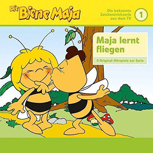 die Biene Maja - 01: Maja Wird Geboren, Maja Lernt Fliegen - Preis vom 14.05.2021 04:51:20 h