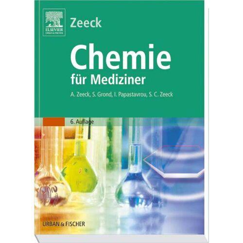 Axel Zeeck - Chemie für Mediziner - Preis vom 13.05.2021 04:51:36 h