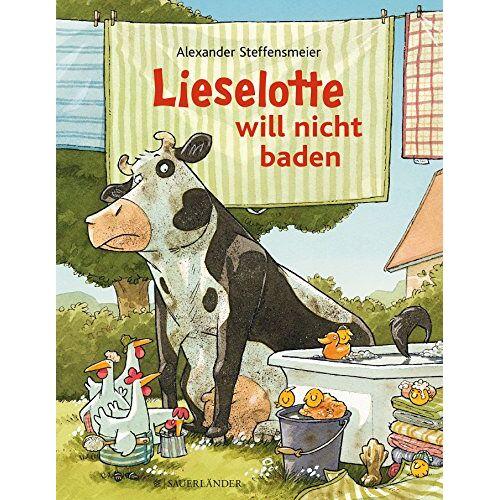 Alexander Steffensmeier - Lieselotte will nicht baden - Preis vom 14.12.2019 05:57:26 h