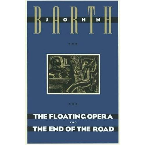 John Barth - The Floating Opera and The End of the Road - Preis vom 11.04.2021 04:47:53 h