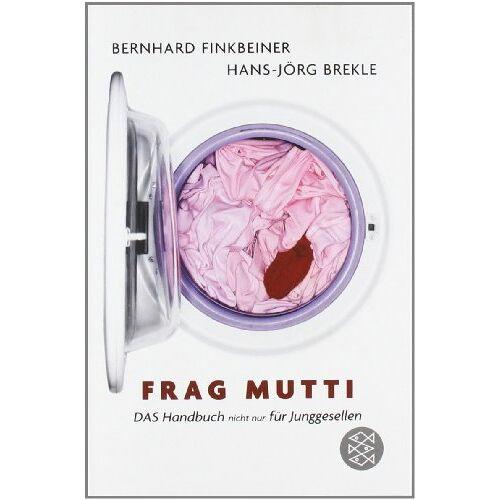 Bernhard Finkbeiner - Frag Mutti - Preis vom 05.09.2020 04:49:05 h