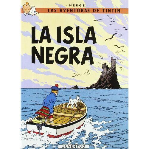HERGE-TINTIN CARTONE I - Tintín: La isla negra (LAS AVENTURAS DE TINTIN CARTONE) - Preis vom 24.06.2020 04:58:28 h