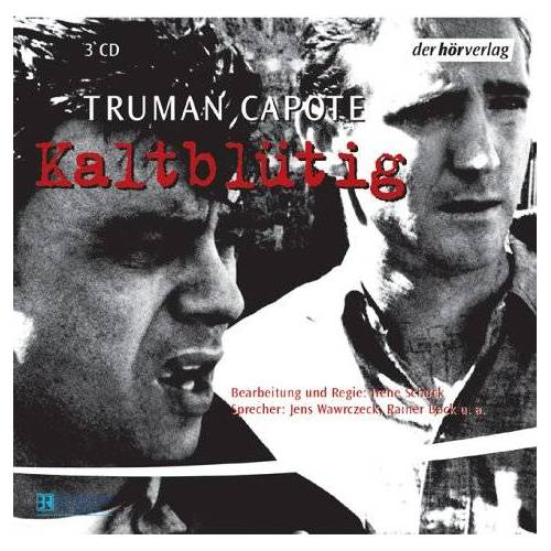 Truman Capote - Kaltblütig. 2 CDs. - Preis vom 09.05.2021 04:52:39 h