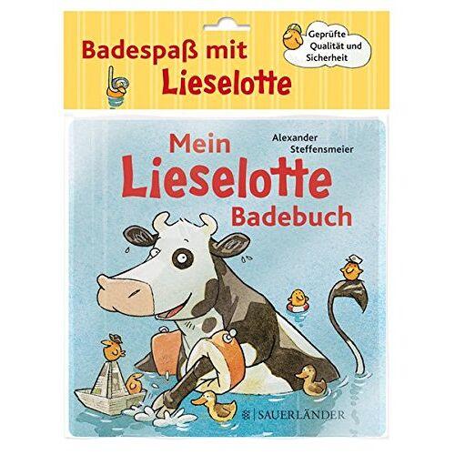 Alexander Steffensmeier - Mein Lieselotte-Badebuch - Preis vom 15.08.2019 05:57:41 h