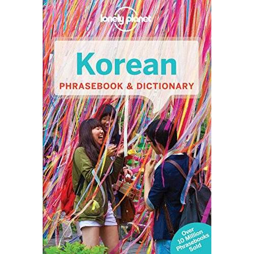 Lonely Planet - Korean Phrasebook (Lonely Planet Phrasebook and Dictionary) - Preis vom 23.01.2020 06:02:57 h