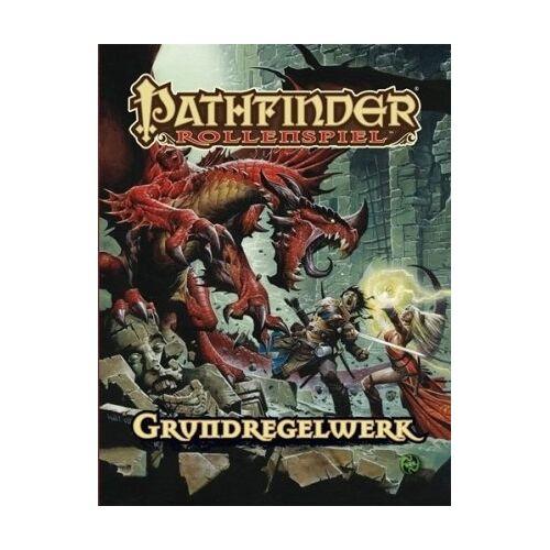 - Pathfinder Rollenspiel Grundregelwerk - Preis vom 03.05.2021 04:57:00 h
