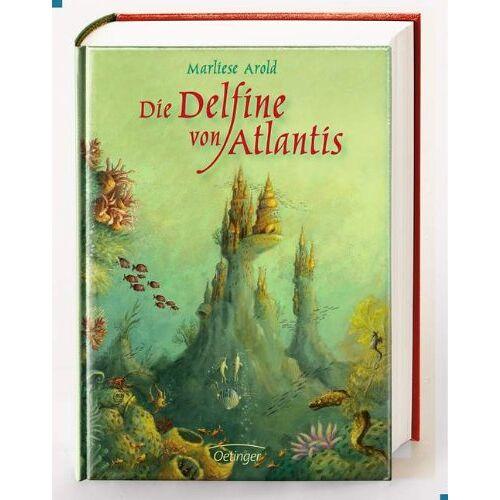 Marliese Arold - Die Delfine von Atlantis - Preis vom 16.05.2021 04:43:40 h
