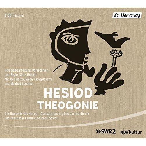 Hesiod - Die Theogonie des Hesiod: übersetzt und ergänzt um hethitische und semitische Quellen von Raoul Schrott - Preis vom 16.10.2019 05:03:37 h
