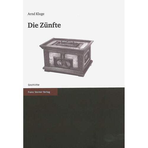 Arnd Kluge - Die Zünfte - Preis vom 21.01.2020 05:59:58 h