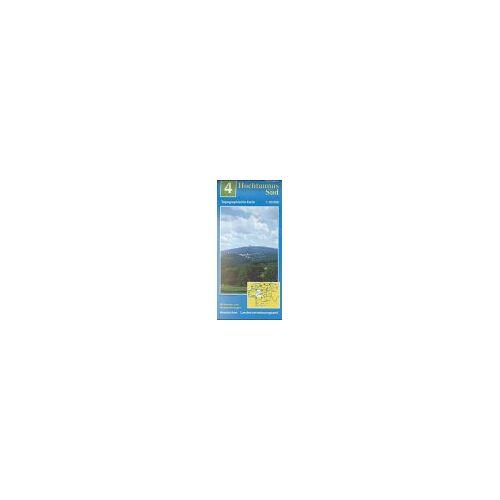 - Topographische Karten Hessen, Bl.4, Naturpark Hochtaunus, Süd - Preis vom 27.02.2021 06:04:24 h