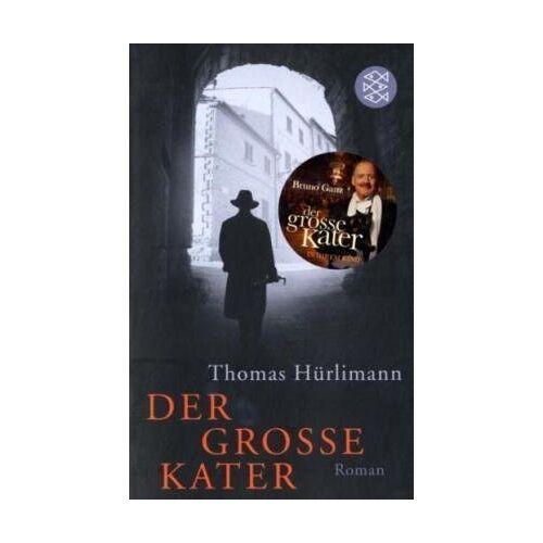 Thomas Hürlimann - Der große Kater: Roman - Preis vom 09.05.2021 04:52:39 h