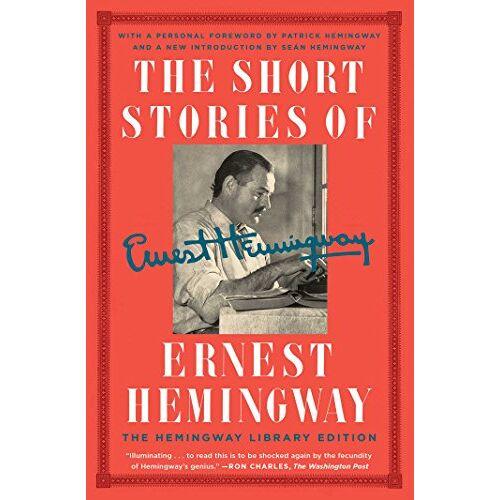 Ernest Hemingway - The Short Stories of Ernest Hemingway: The Hemingway Library Edition - Preis vom 18.04.2021 04:52:10 h