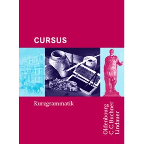 - Cursus - Kurzgrammatik - Preis vom 09.05.2021 04:52:39 h