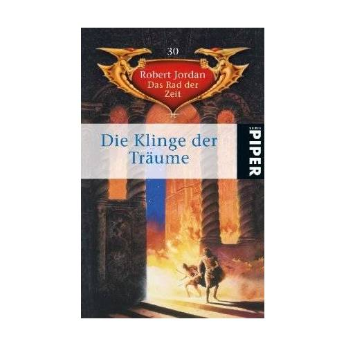 Robert Jordan - Die Klinge der Träume. Das Rad der Zeit 30 - Preis vom 05.09.2020 04:49:05 h