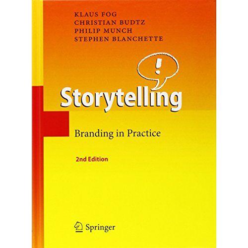 Klaus Fog - Storytelling: Branding in Practice - Preis vom 22.10.2020 04:52:23 h