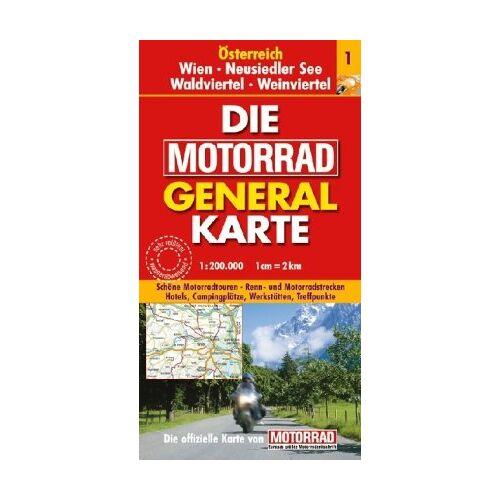 - Wien/Neusiedler See/Waldviertel/Weinviertel: 1:200000 - Preis vom 13.05.2021 04:51:36 h