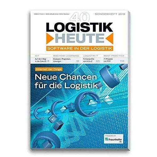 - Software in der Logistik: Neue Chancen für die Logistik - Preis vom 20.10.2020 04:55:35 h