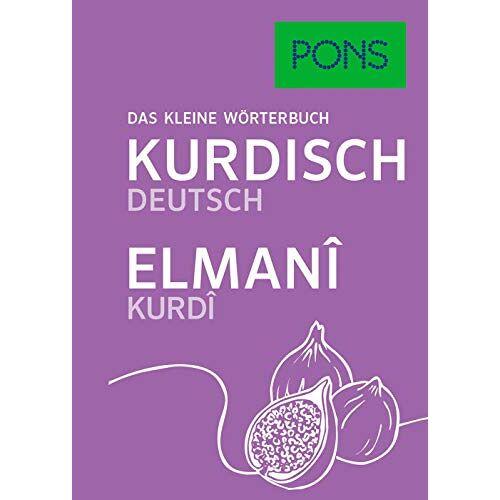 - PONS Das Kleine Wörterbuch Kurdisch: Kurdisch-Deutsch / Deutsch-Kurdisch - Preis vom 19.01.2021 06:03:31 h