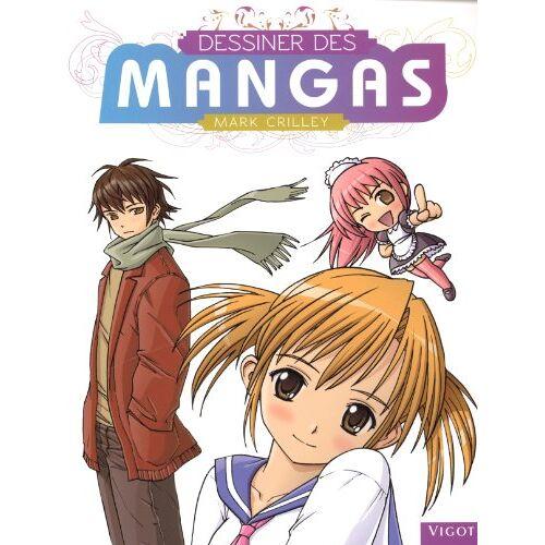 Crilley M. - Dessiner des mangas - Preis vom 17.04.2021 04:51:59 h