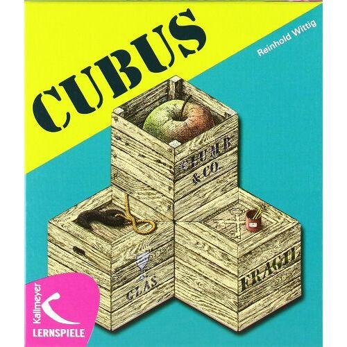 Reinhold Wittig - CUBUS (Spiel) - Preis vom 20.10.2020 04:55:35 h