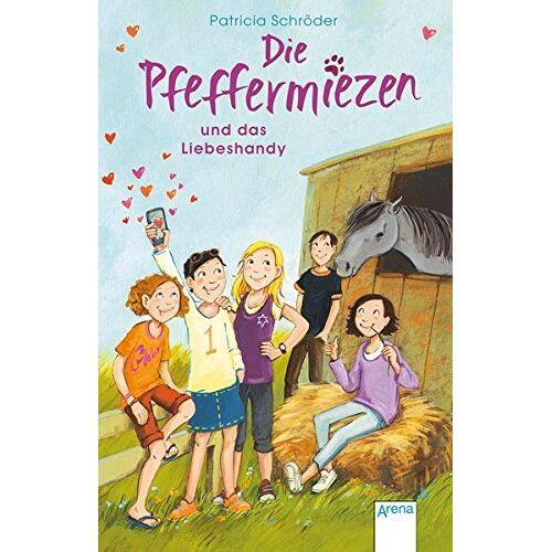 Patricia Schröder - Die Pfeffermiezen (3). Die Pfeffermiezen und das Liebeshandy - Preis vom 05.09.2020 04:49:05 h