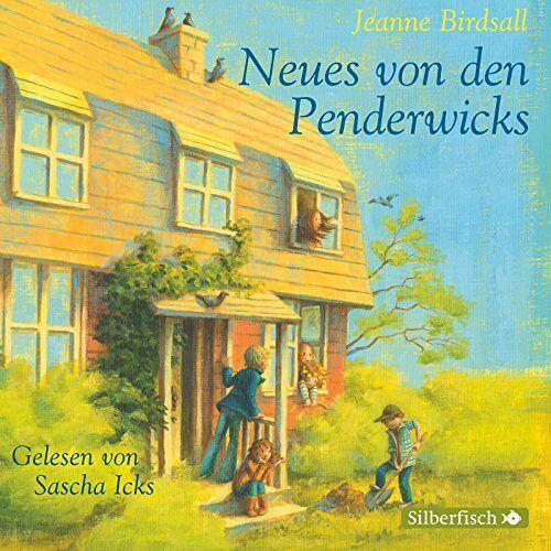 Jeanne Birdsall - Neues von den Penderwicks: 5 CDs (Die Penderwicks, Band 4) - Preis vom 09.05.2021 04:52:39 h