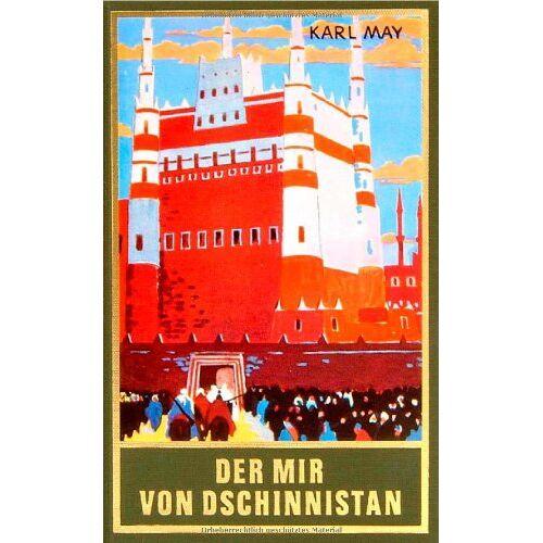 Karl May - Gesammelte Werke, Bd.32, Der Mir von Dschinnistan: Roman Ardistan und Dschinnistan II, Band 32 der Gesammelten Werke - Preis vom 22.04.2021 04:50:21 h