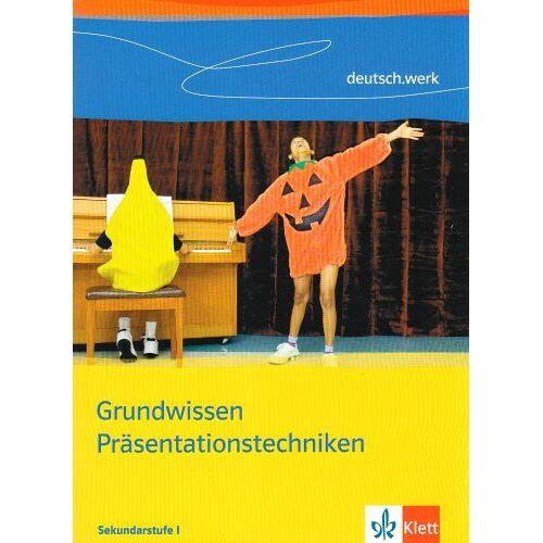 Corinna Fritzsch - deutsch.werk, Grundwissen Präsentationstechniken - Preis vom 16.04.2021 04:54:32 h