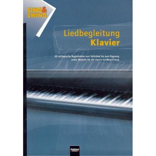 Stefan Bauer - Sing & Swing. Liedbegleitung Klavier - Preis vom 14.05.2021 04:51:20 h