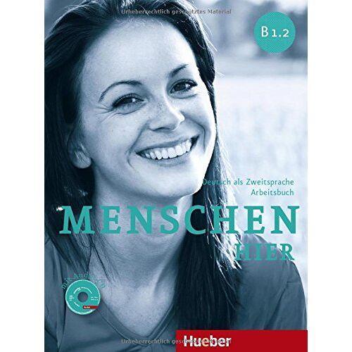 Anna Breitsameter - Menschen hier B1/2: Deutsch als Zweitsprache / Arbeitsbuch mit Audio-CD - Preis vom 21.10.2020 04:49:09 h