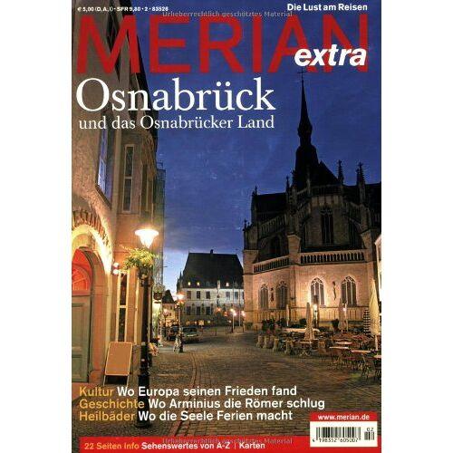 - MERIAN Osnabrück extra: Und das Osnabrücker Land (MERIAN Hefte) - Preis vom 05.09.2020 04:49:05 h