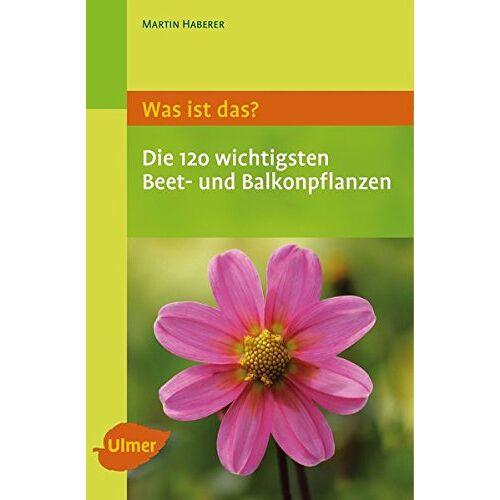 Martin Haberer - Was ist das? Die 120 wichtigsten Beet- und Balkonpflanzen: Beet- und Balkonpflanzen spielend leicht erkennen - Preis vom 15.05.2021 04:43:31 h