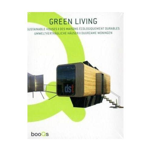 Baeck, Philippe de - Umweltverträgliche Häuser: Green Living - Preis vom 03.09.2020 04:54:11 h
