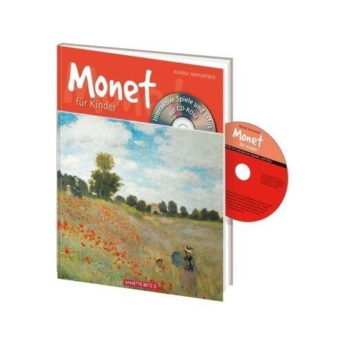 Rudolf Herfurtner - Monet für Kinder - Preis vom 22.10.2020 04:52:23 h