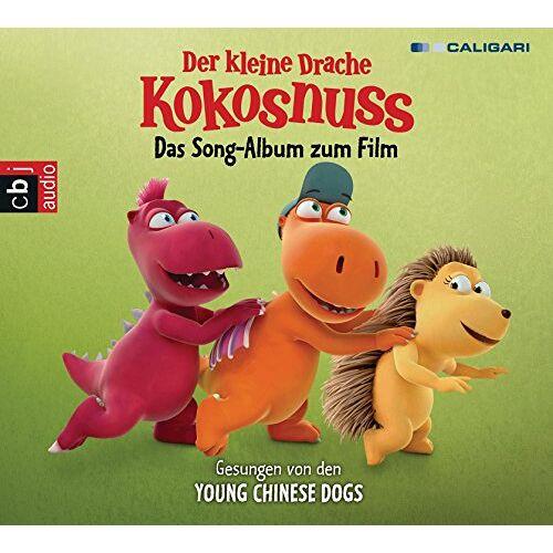 - Der kleine Drache Kokosnuss - Das Song-Album zum Film: Gesungen von den Young Chinese Dogs - Preis vom 05.09.2020 04:49:05 h